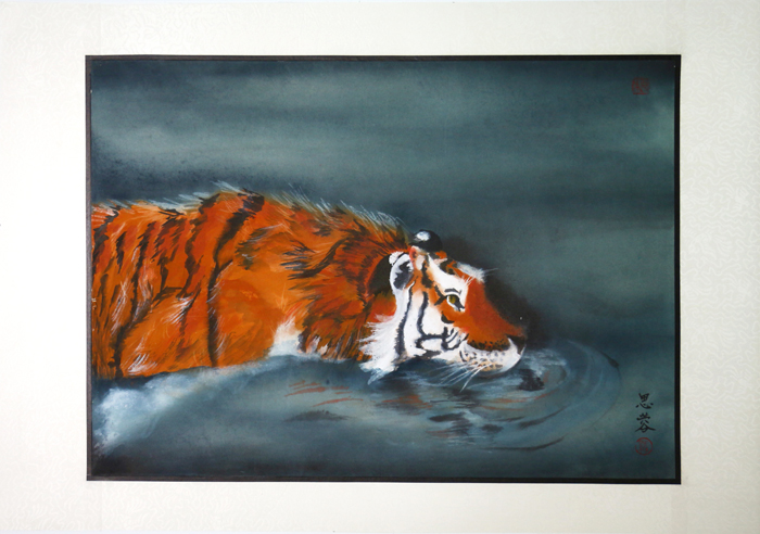 Tiger in the Water 2, 2002