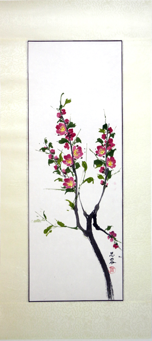Pink Blossoms, 2004